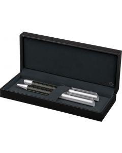 Carbon Line Set Silber-6239-silver